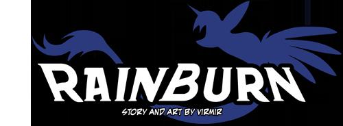 Rain Burn Comic